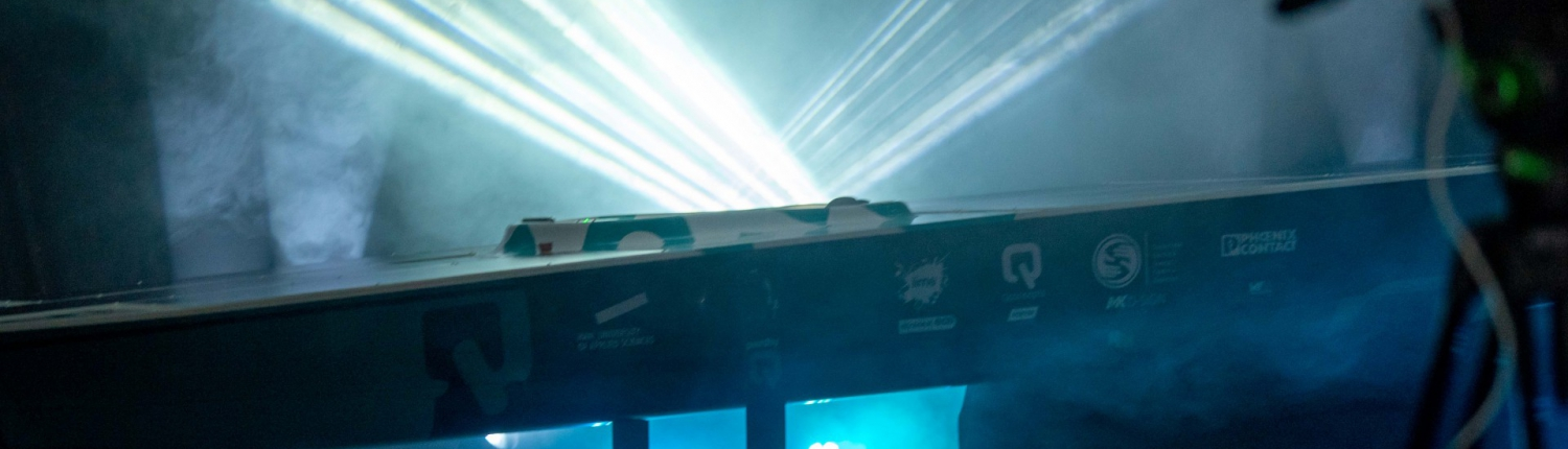 Lichtshow onthulling